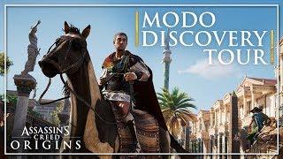 Assassins Creed Origins - Modo Discovery Tour