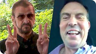 This Omaze Winner is Going to Meet Ringo Starr! // Omaze