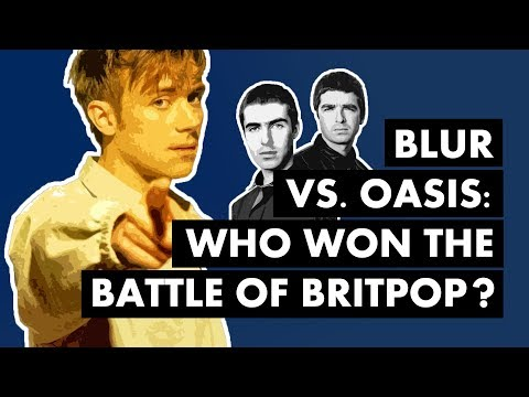 Blur Vs. Oasis: Who Won The Battle of Britpop?