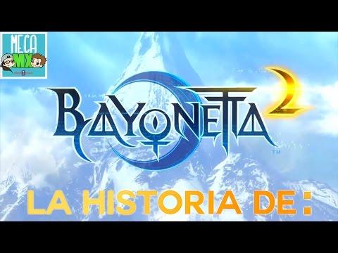 LA HISTORIA DE BAYONETTA 2