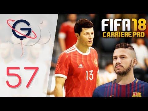 FIFA 18 : CARRIÈRE PRO FR #57