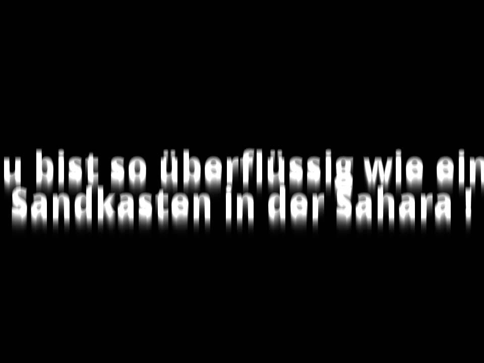 Gute Sprüche zum Dissen - Disssprüche - YouTube