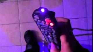 Full spectrum camera TV remote