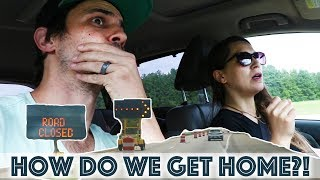 RETURNING TO NC AFTER HURRICANE FLORENCE | WAS THERE DAMAGE TO OUR HOME?