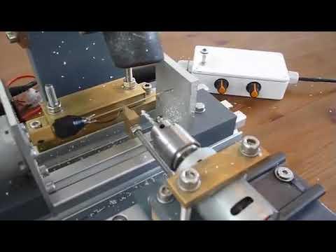 homemade mini lathe  Machine