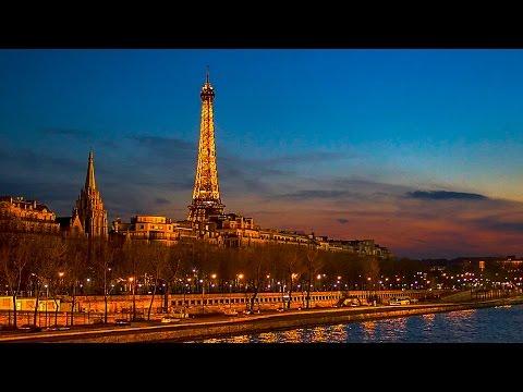 A Walk On The Quai Branly, Paris