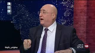 جوزيف أبو فاضل: كيف بدك تهدي العسكري بـ١٠٠ $؟؟ خطورة العسكر إذا جاعوا ... معهن سلاح!