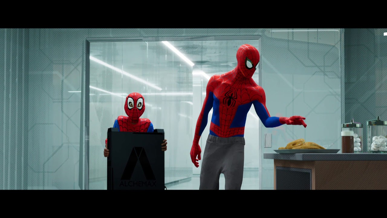 Image result for spider man into the spider verse youtube