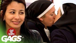Nuns Test Lip Balm and Fall In Love