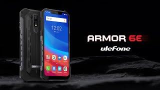 Інноваційний захищений смартфон Ulefone Armor 6E
