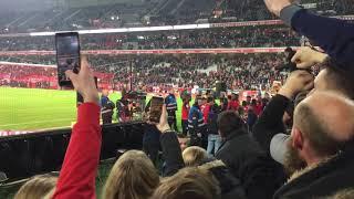 Lille-Paris 5-1 fin de Match DVE