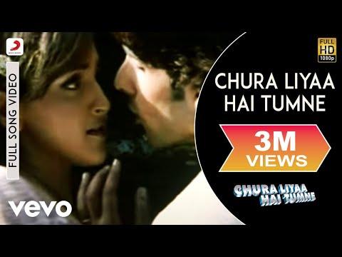 Chura Liya Hai Tumne Full Video - Title Track|Zayed, Esha Deol|Alka Yagnik,Shaan|Himesh R