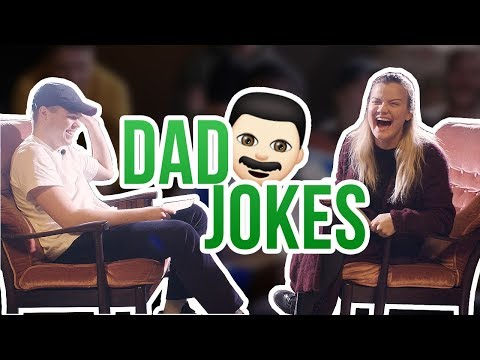 DAD JOKES: Jentene vs. Guttene | Nordic Screens TV