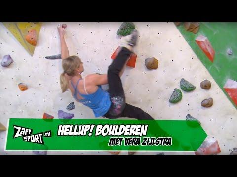 HELLUP! Boulderen met