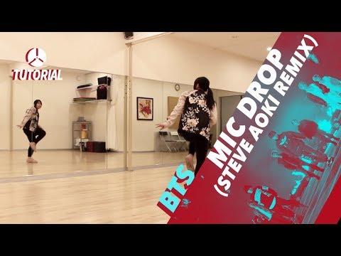 [TUTORIAL] BTS (방탄소년단) - MIC Drop (Steve Aoki Remix) (2017 MAMA) | Dance Tutorial By 2KSQUAD