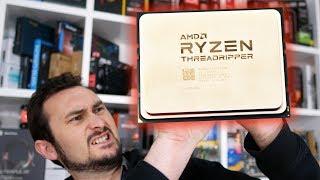 AMD Ryzen Threadripper 1950X & 1920X: Specs, Pricing & My Thoughts!