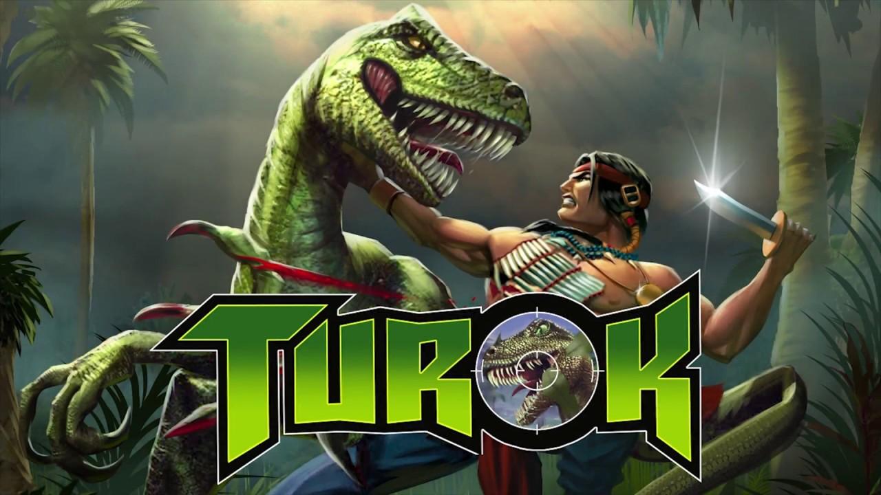 Turok Release on Xbox One   Nightdive Studios - YouTube