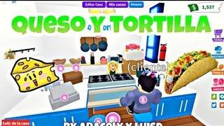 Queso y Tortilla (Version Roblox)