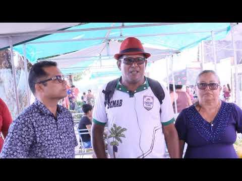 II Feira da agricultura familiar em Limoeiro do Ajuru