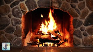 Super Relaxing Fireplace Sounds  Cozy Crackling Fire  (NO MUSIC)