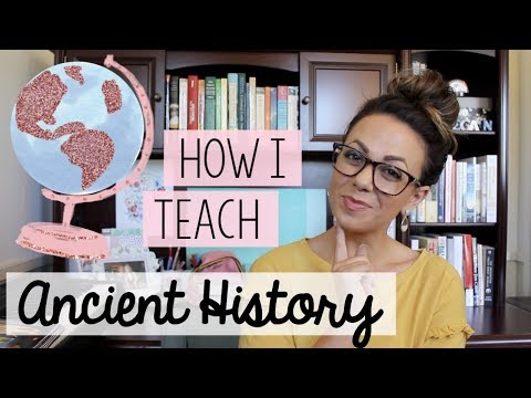 MY ENTIRE YEAR IN LESSON PLANS | 6TH GRADE ANCIENT HISTORY