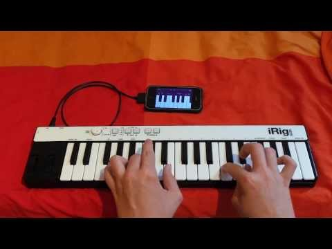 IRig Keys Unboxing and Testing