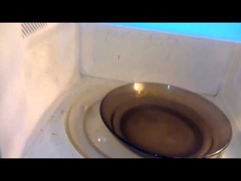 0 - Як очистити мікрохвильовку всередині? Швидкий спосіб