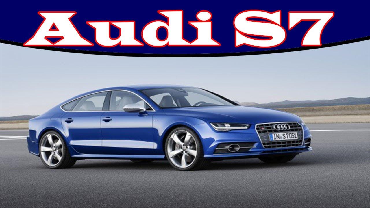 2018 Audi S7 2018 Audi S7 Review 2018 Audi S7 Release Date