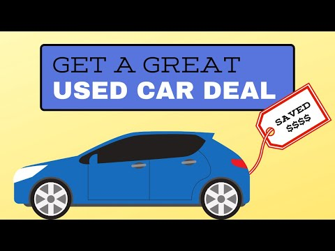 How to Buy a Used Car in 7 Steps