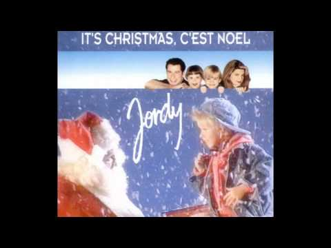Jordy - It's Christmas, C'est Noël