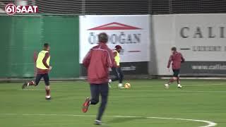 Trabzonspor'un genç yeteneği Berkay Sefa Kara takımını atağa çıkarıyor