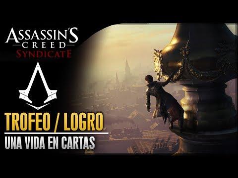 Assassin's Creed Syndicate | Trofeo / Logro Una vida en cartas | Localización Correspondencia Real