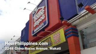 CW Home Depot Makati Chino Roces Avenue by HourPhilippines.com