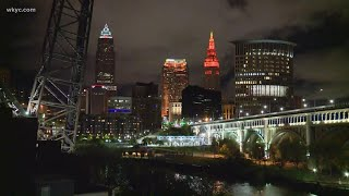 Terminal Tower goes Orange to welcome Al Roker, TODAY Show to Cleveland