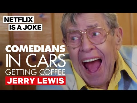 Comedians In Cars Getting Coffee  Jerry Lewis HD  Netflix