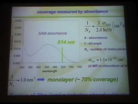Athermal Photofluidization of Glasses or Controlling Viscosity with Light - Noel Clark