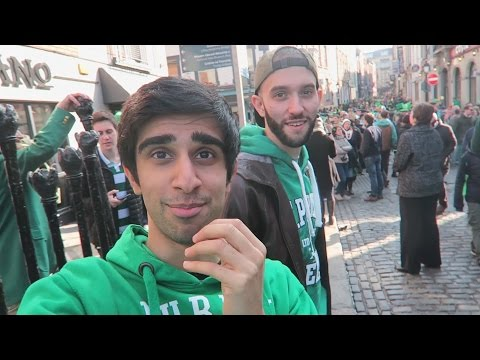IRELAND VLOG WITH THE PACK