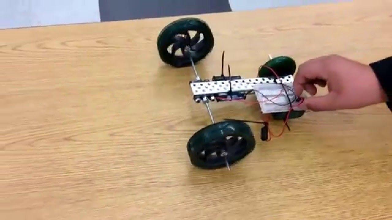 Engineering Vex Car Youtube