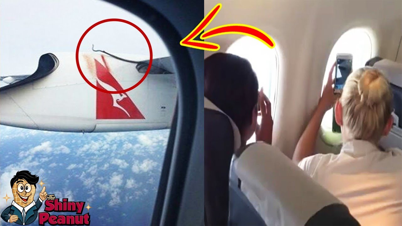 Awalnya Dikira Kabel, Taunya Bikin Heboh Satu Pesawat