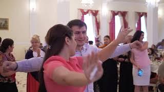 Зажигательная свадьба в Дагестане