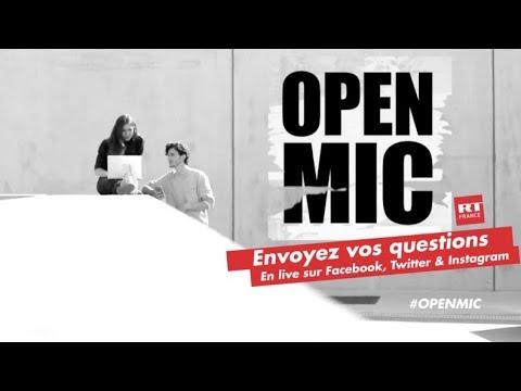 OPEN MIC ! INTERNET DETRUIT-IL L'AMOUR ?