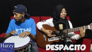 Gambar cover Luis Fonsi ft. Daddy Yankee - Despacito (Cover by Fera Chocolatos ft. Gilang) [1 Hour Version]