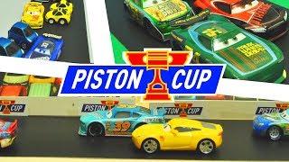 Disney Cars 3 : Piston Cup Race Trailer - StopMotion