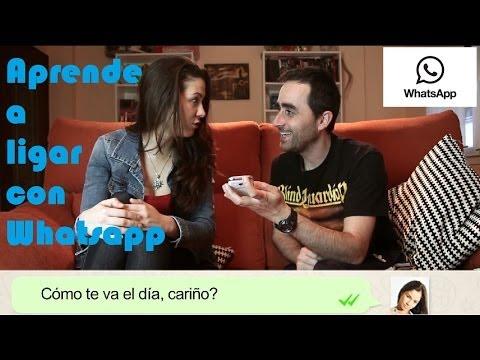 Trucos para ligar por Whatsapp según Borja Pérez