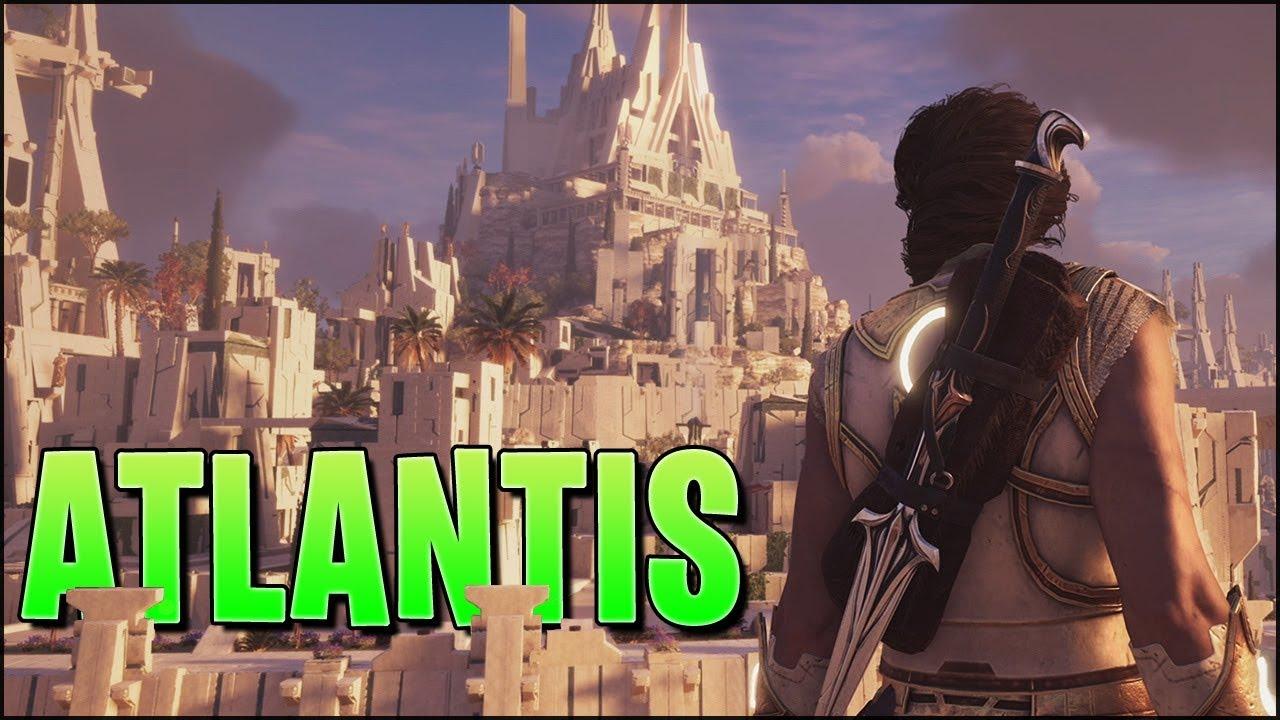 NEUES ATLANTIS DLC - Assassin's Creed Odyssey Das Schicksal von