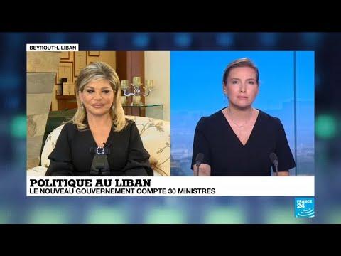 Liban : quatre femmes au gouvernement, une première historique