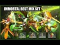 DOTA 2 WINDRANGER IMMORTAL BEST MIX SET - FULL ANIMATION AND EFFECTS