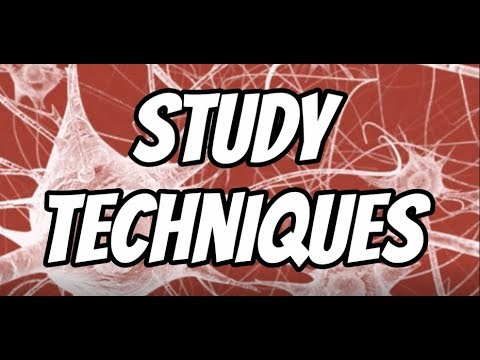 Neuroscience and Learning Online Course - Study Techniques
