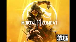 Gambar cover 21 Savage - Immortal