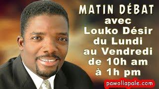 Ayiti-Kriz : Eske nou ka prevwa yon Taboula Razia? Louko ap analize ak Depite (Gwoup 16) Lumérant